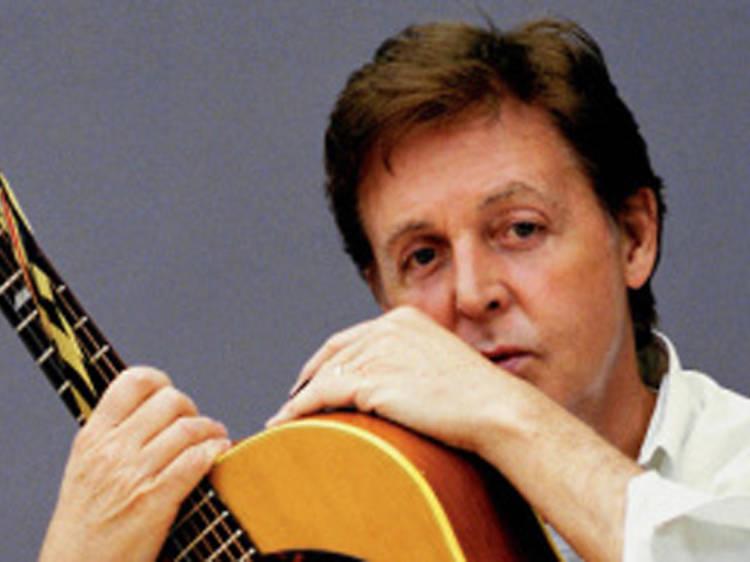 """Wonderful Christmastime"" by Paul McCartney"