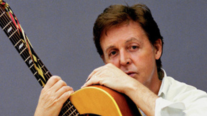 """Wonderful Christmastime"" by Paul McCartney"