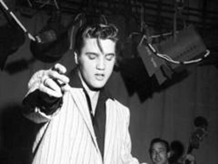 """Blue Christmas"" by Elvis Presley"