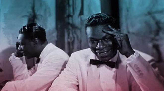 """The Christmas Song"" by Nat King Cole"