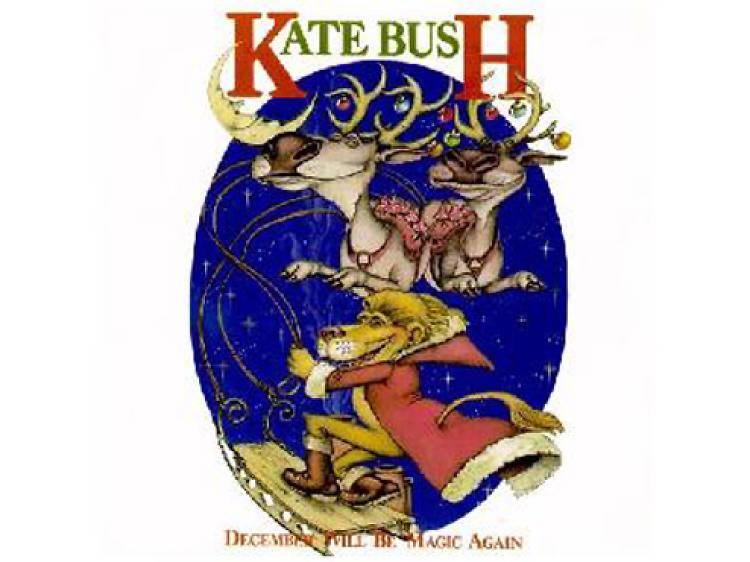 """December Will Be Magic Again"" by Kate Bush"