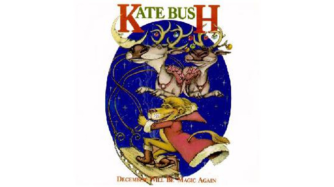 """December Will Be Magic Again"" by Kate Bush"