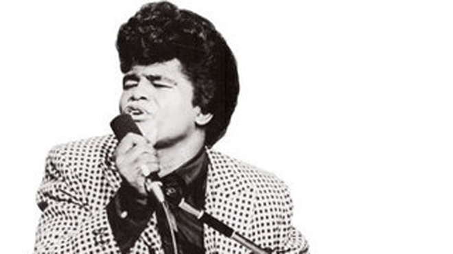 """Santa Claus Go Straight to the Ghetto"" by James Brown"