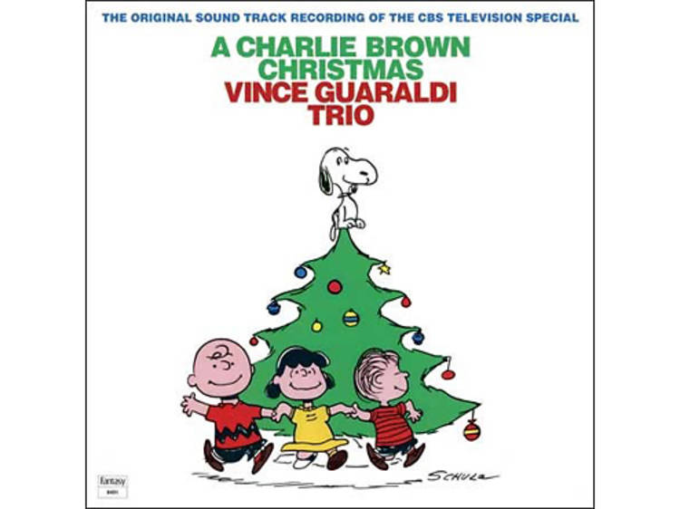 """""""Christmas Time Is Here"""" by Vince Guaraldi Trio"""