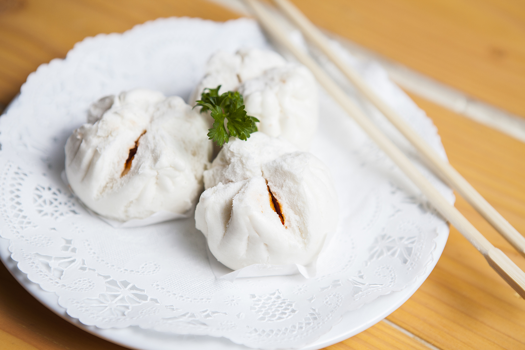 Barbecue Pork Buns