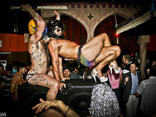 Gay club nights in Los Angeles