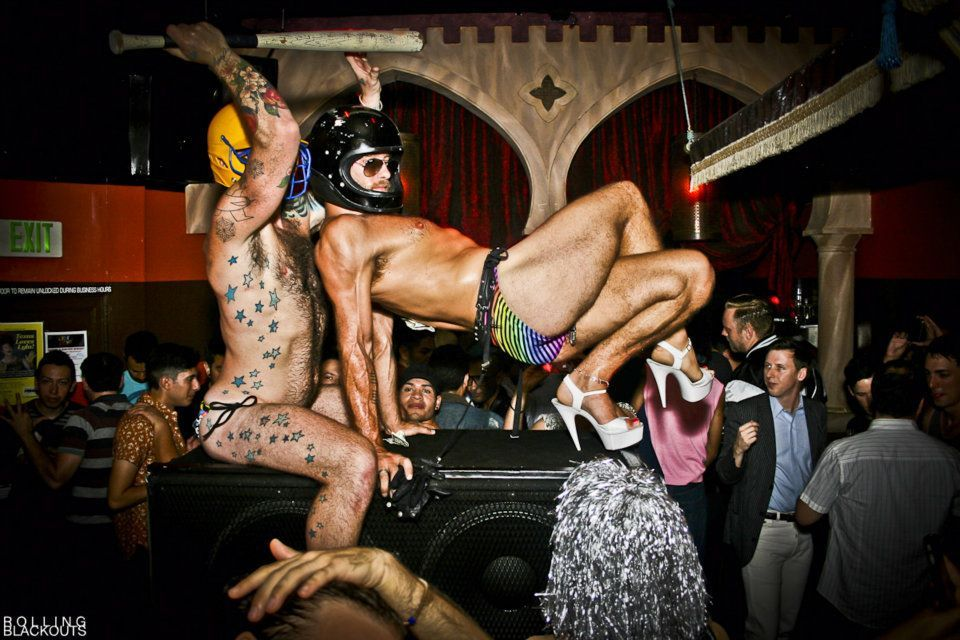 Gay sex clubs los angeles