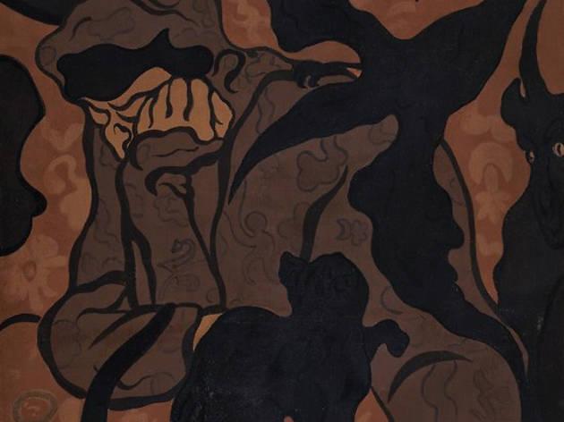L'Ange du bizarre : le romantisme noir de Füssli à Max Ernst
