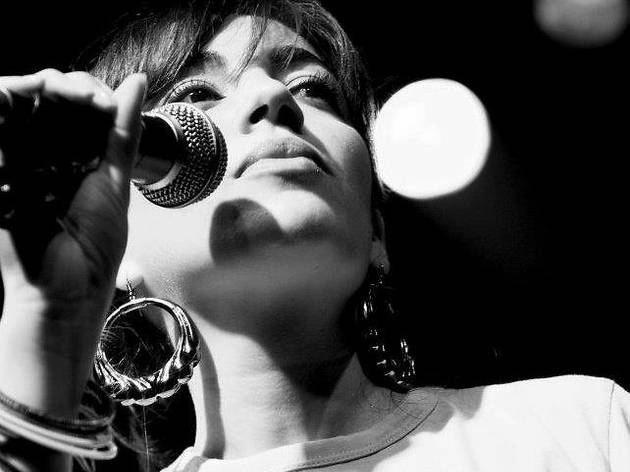 Jam session soul avec Lisa Spada