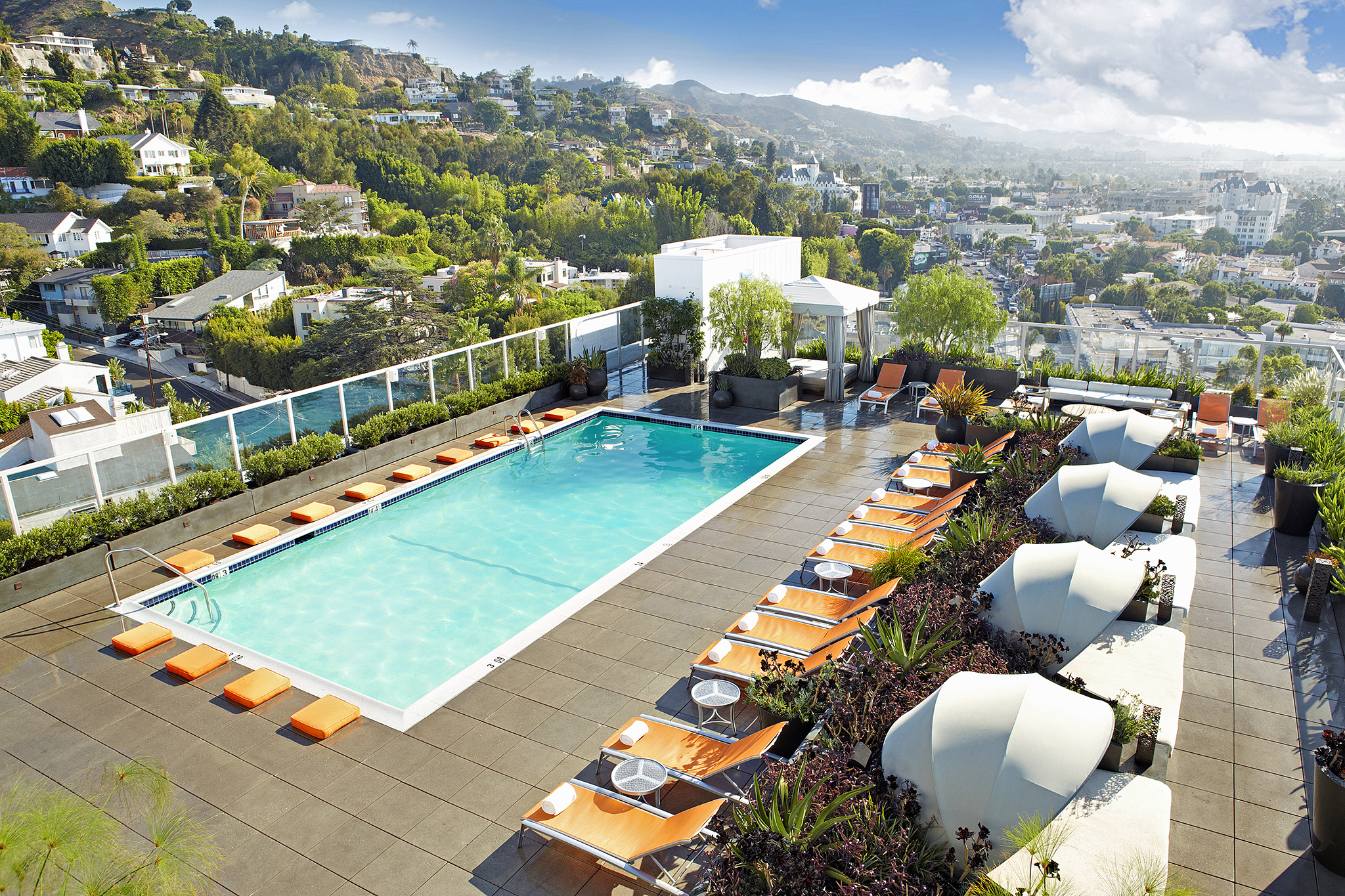 Chamberlain West Hollywood Hotel West Hollywood Ca