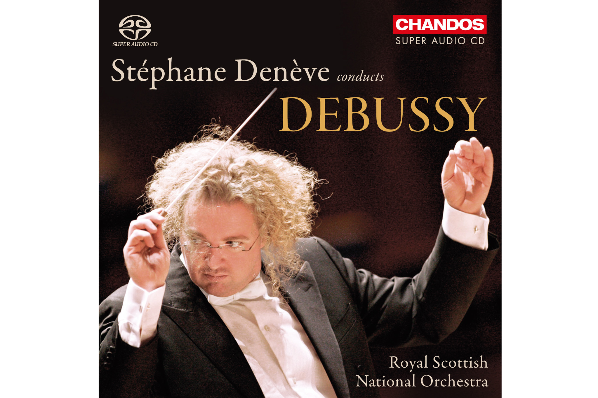 Stéphane Denève Conducts Debussy (Chandos)