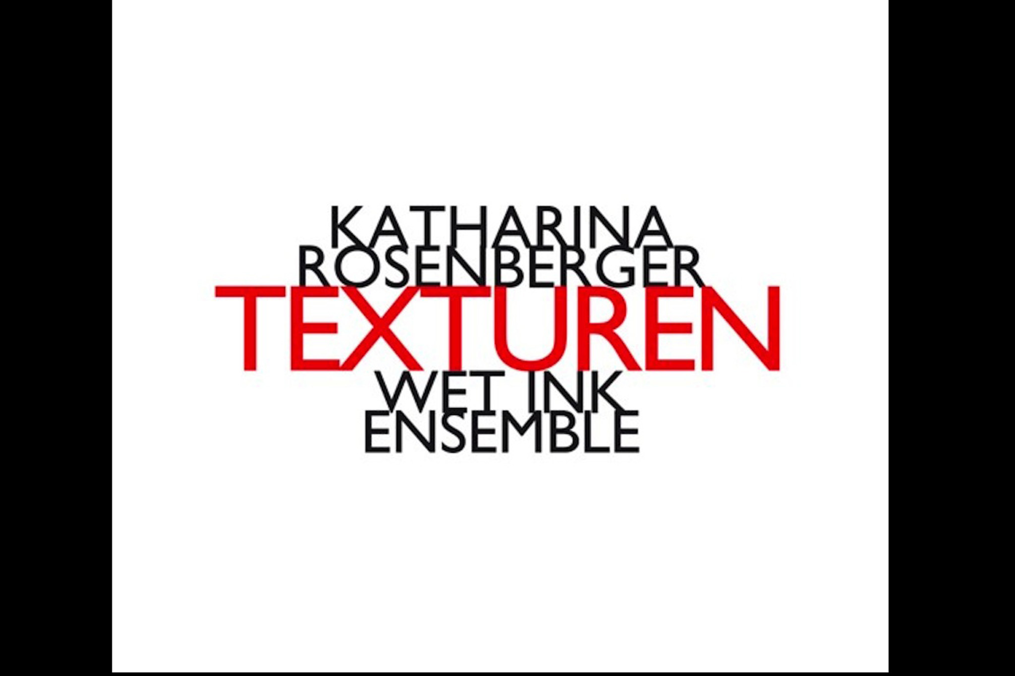 Katharina Rosenberger, Texturen (hat[now]ART)