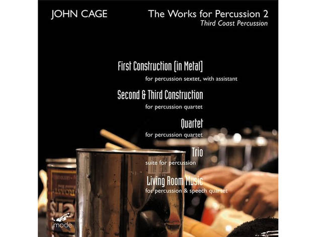 John Cage, The Works for Percussion 2 (Mode)