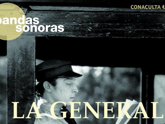 Bandas Sonoras: Cine mudo a ritmo de rock presenta La General