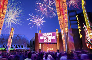 New Year's Eve at CityWalk