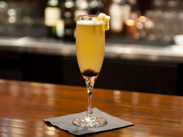 The Original French 75 at The Famous