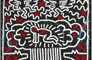 ('Untitled', 1982 / © Keith Haring Foundation)