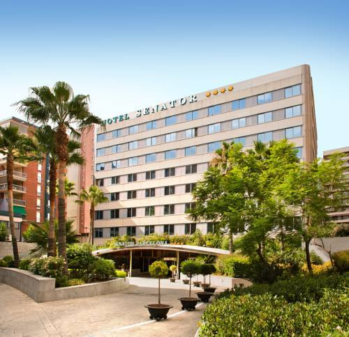 Acquaplaya Hotel Senator