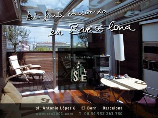 El Café de La Casa de Les Lletres