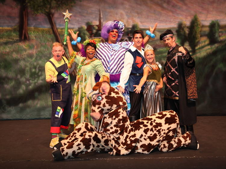Pantomimes in London