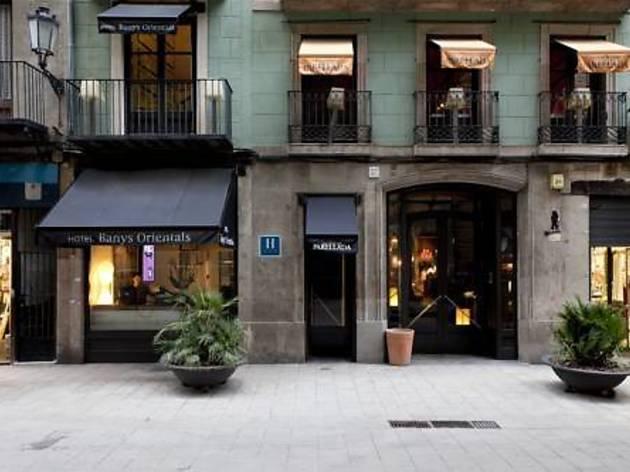 Hotel Banys Orientals