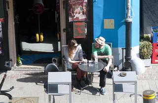 Zagreb, Croatia (Rajika at Cica Bar)