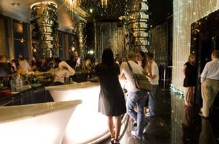 Dubai, UAE (A 'Titan Martini' at Neos)