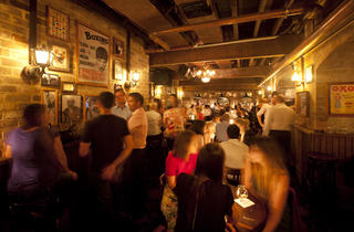Sydney, Australia ('Irish Handcuffs' at Baxter Inn)