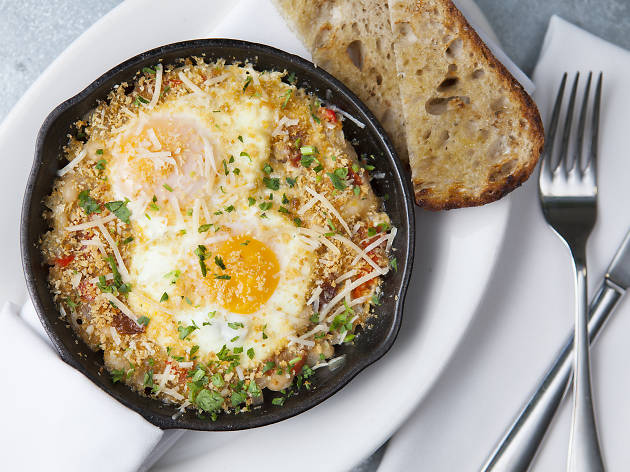 The best brunch restaurants in Los Angeles