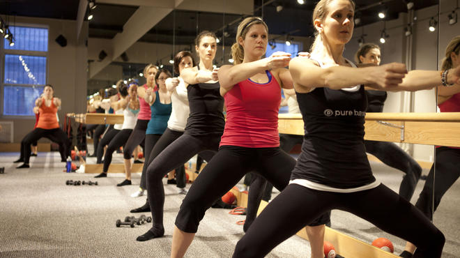 Find Barre Fitness Classes In Nyc And Learn About The