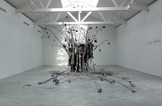 (Vue de l'exposition d'Anselm Kiefer, octobre 2012 / © TB - Time Out)