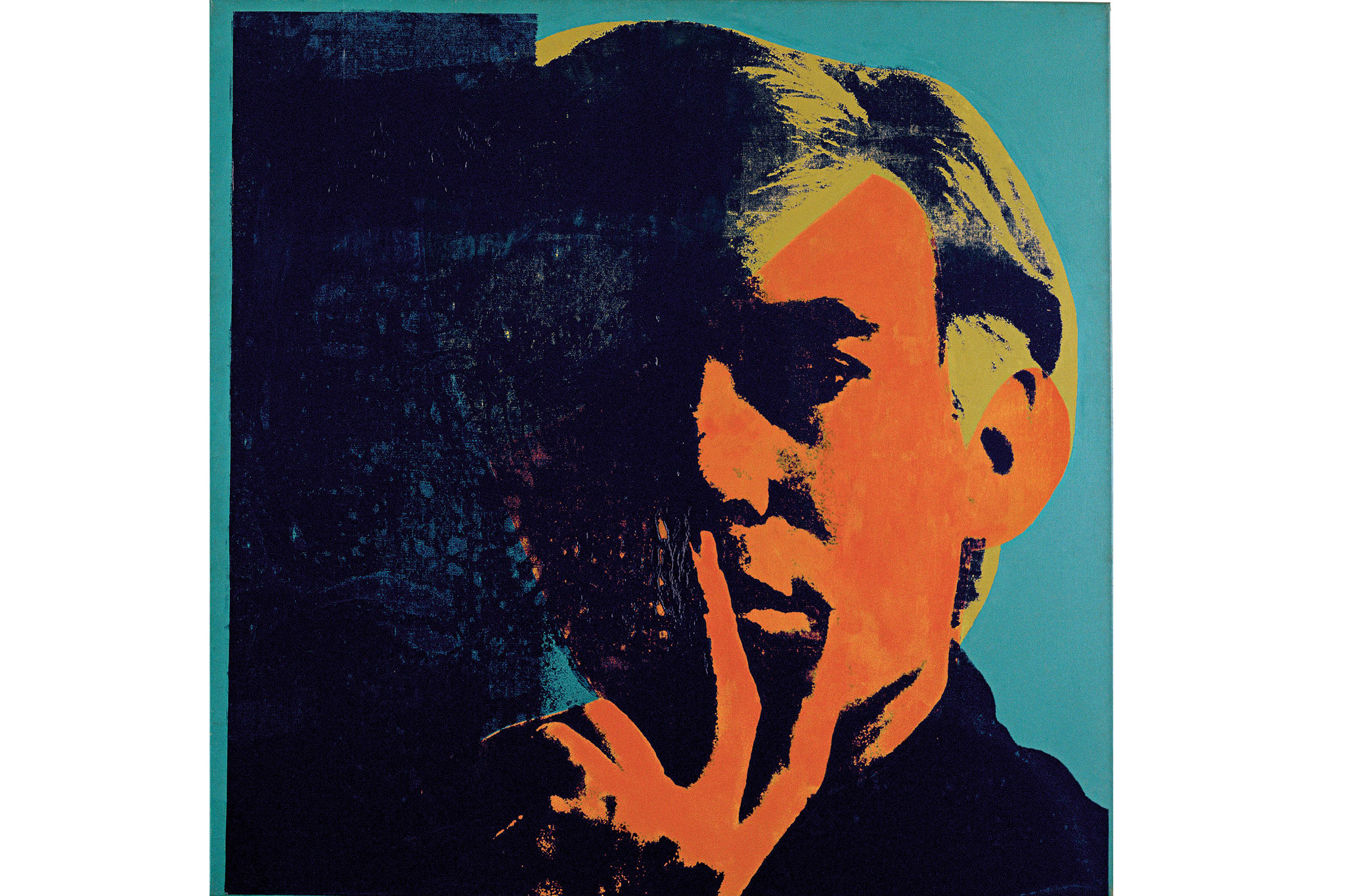 Andy Warhol, Self-Portrait, 1967