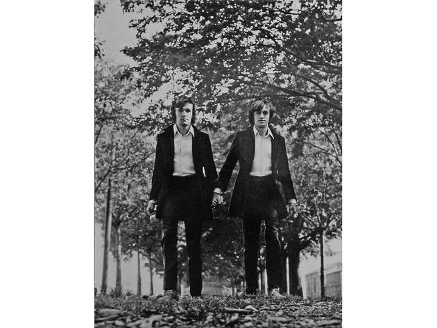 Alighiero e Boetti, Gemelli (Twins), 1968
