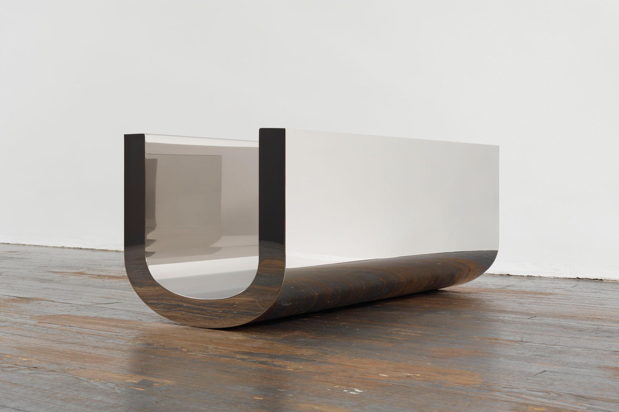 Wade Guyton, , U Sculpture (v. 6), 2007