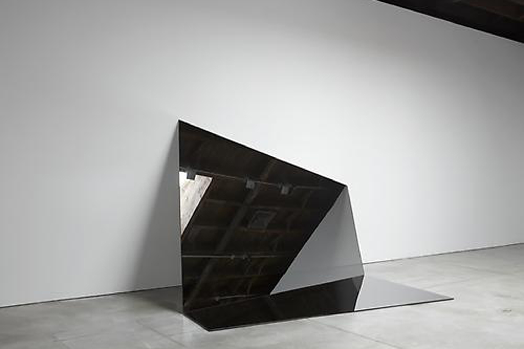 Iran do Espírito Santo, Untitled (Folded Mirror 12), 2011