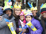 El Museo del Barrio's annual Three Kings Day Parade