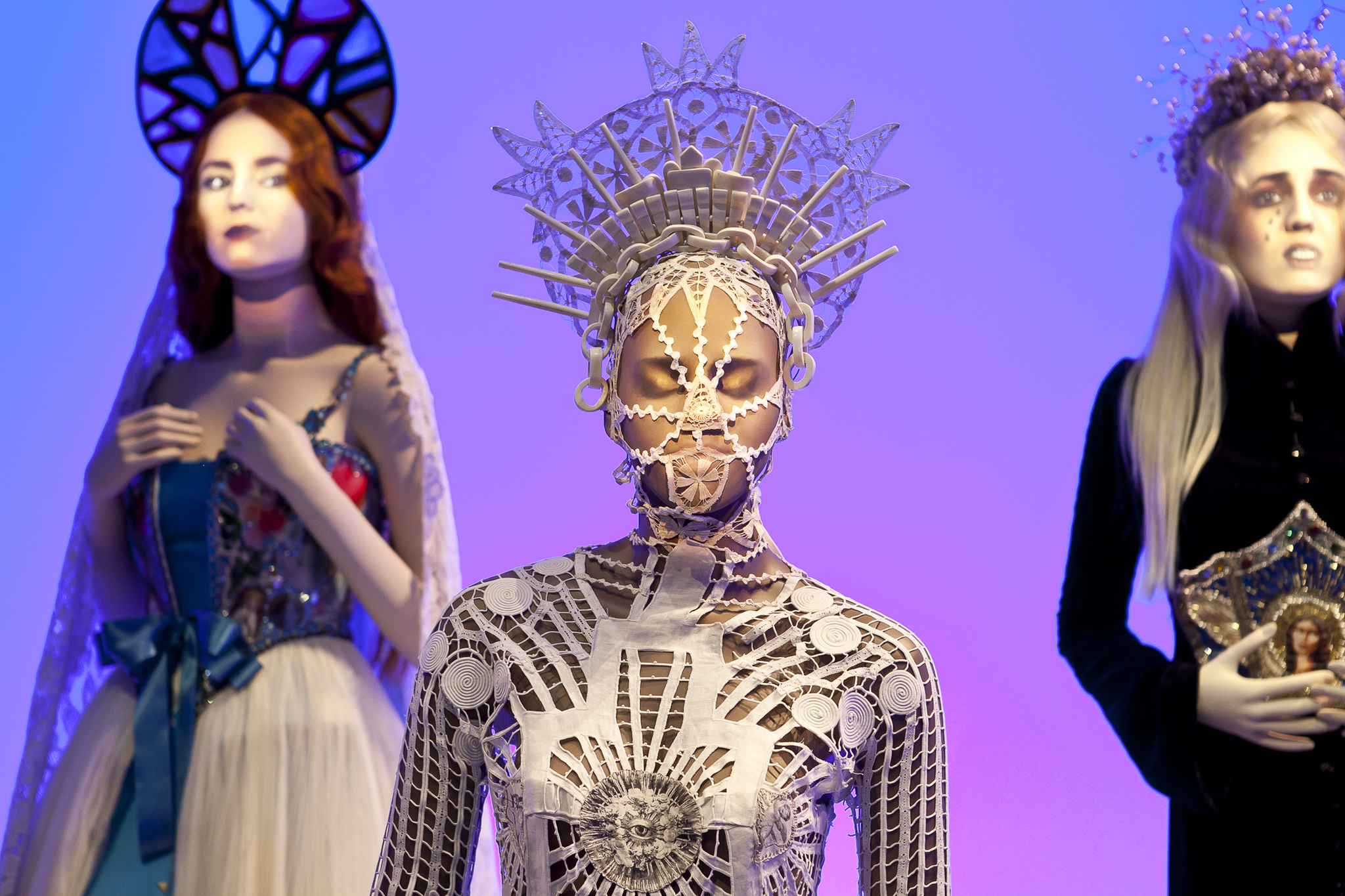 "Museums: ""The Fashion World of Jean Paul Gaultier: From the Sidewalk to the Catwalk"""