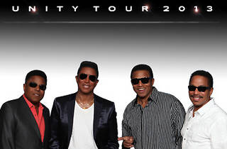 The Jacksons - Unity Tour - ANNULE