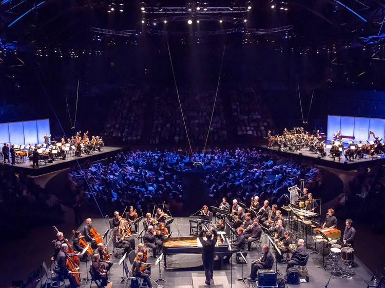 Philharmonic 360 at the Park Avenue Armory