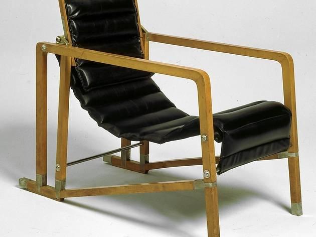 ('Fauteuil Transat', 1926-1929 / © Centre Pompidou / Dist.RMN-GP / © DR)
