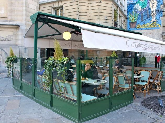 The Best Outdoor Bars In Paris Time Out Paris