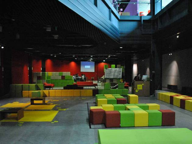 Centro de Cultura Digital Estela de Luz