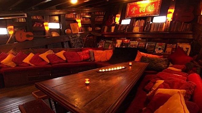 20 bars cosy pour l'hiver