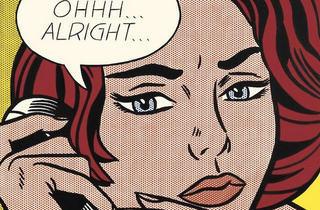 13/ Roy Lichtenstein (• Quand ? Du 3 juillet au 4 novembre / • Où ? Au Centre Pompidou, rue Saint-Martin, 4e)