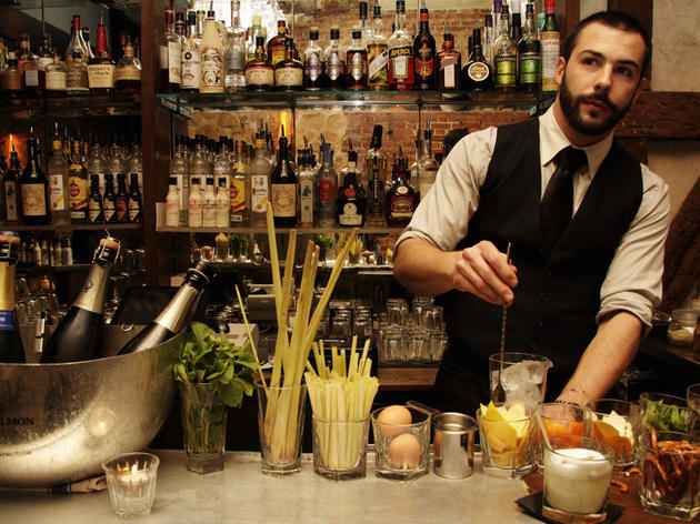 Best cocktail bars in Paris