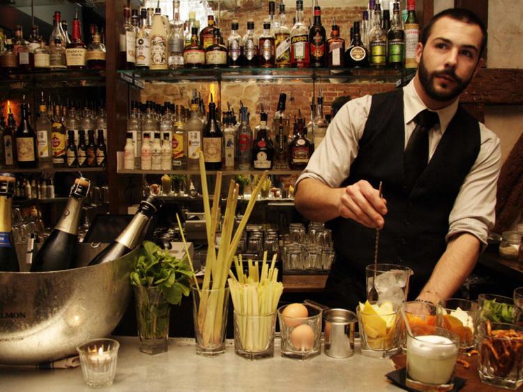 Les meilleurs bars à cocktails