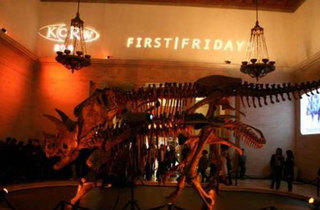 First Fridays at the Natural History Museum