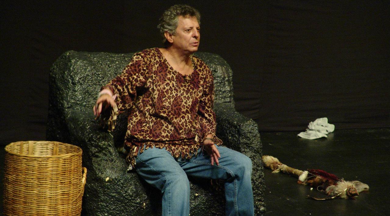 Defendiendo al Cavernícola, en el Teatro Renacimiento