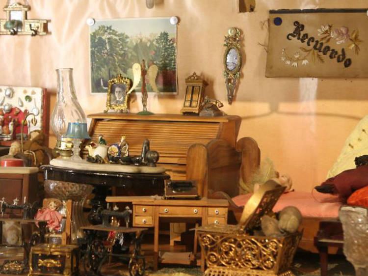 Teatro sobre Kahlo. Casa Azul