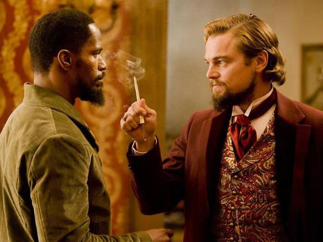 Django Unchained (de Quentin Tarantino, avec Jamie Foxx, Christoph Waltz et Leonardo DiCaprio)